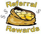 REFERRAL REWARDS - Earn Cash $$$ for referring our services!